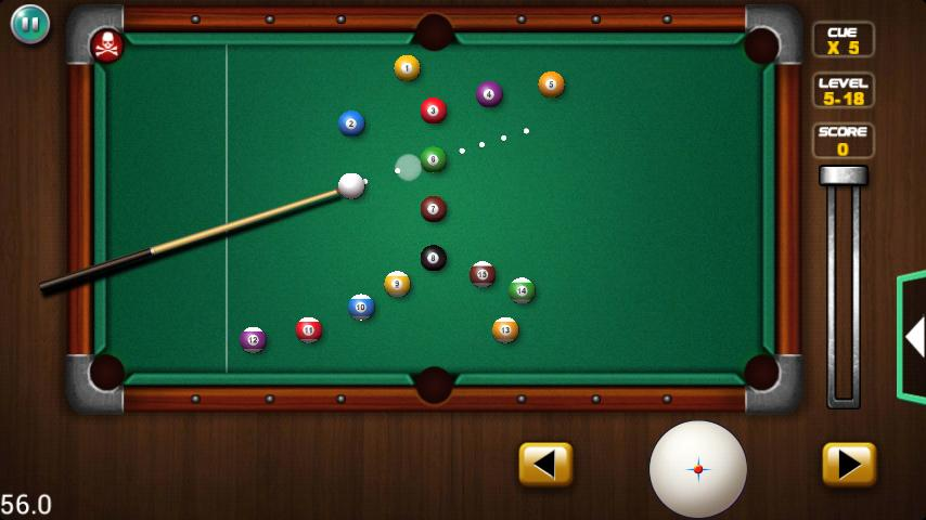 Pocket Pool Pro- screenshot