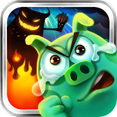 APK Game Angry Piggy for BB, BlackBerry