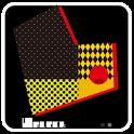 ZLOVEUNLOCKblack GOLockerTheme icon