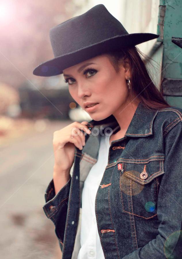 cowgirl#1 by Indra Wahyudi - People Fashion