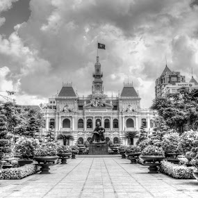 Ho Chi Minh by Papin Michael - Buildings & Architecture Public & Historical ( statue, ho chi minh,  )