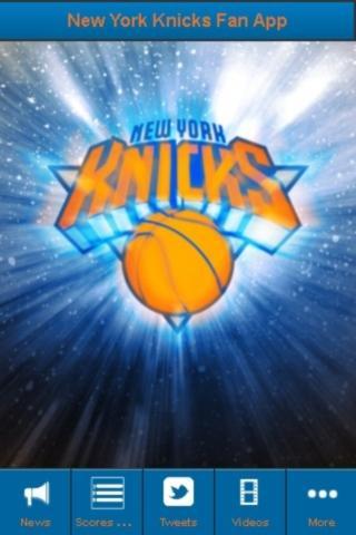 New York Knicks Fan App