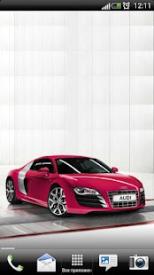 Audi R8 Coupe Live Wallpaper - screenshot thumbnail