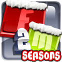 Flip 2 Match memory Seasons icon