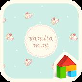 vanilla mint dodol theme