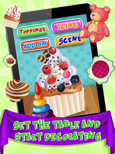 蛋糕制作游戏 - 烹饪