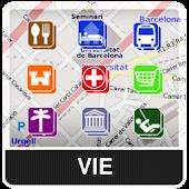 Vienna NOMADA Maps