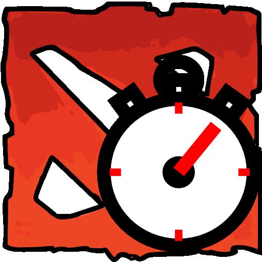 工具App Dota2Timers LOGO-3C達人阿輝的APP