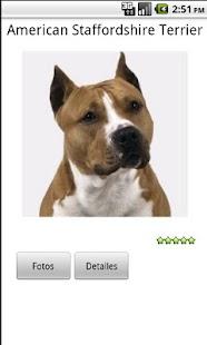 Perros.Todas las razas y fotos- screenshot thumbnail