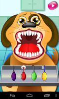 Screenshot of Animal Dentist Office