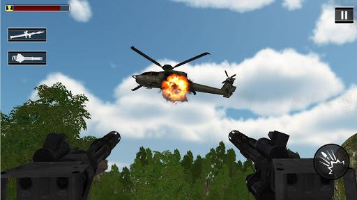 山 直升機 攻擊 罷工:Helicopter Attack
