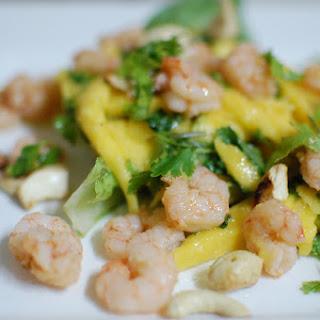 Vietnamese Mango Salad.