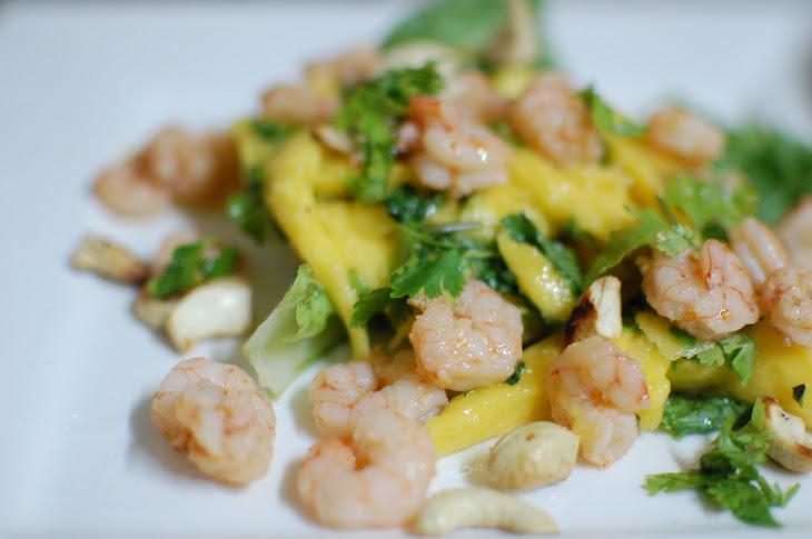 Vietnamese Mango Salad Recipe