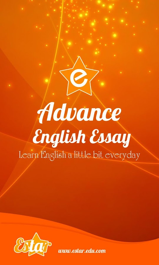 Advance English Essay - Android Apps on Google Play