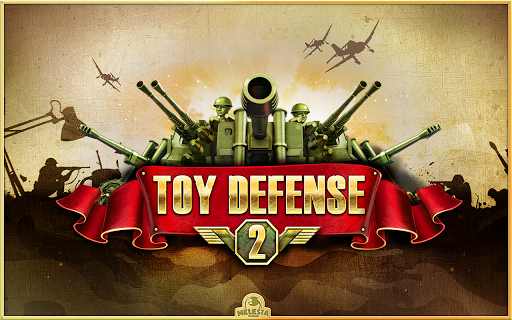 [Multi] Toy Defense 2 v1.1 [Android]