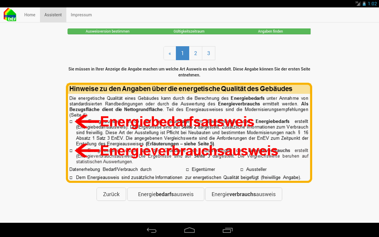 immoenergie- screenshot