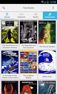 Free Books - 23,469 classics - screenshot thumbnail