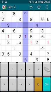 Super Sudoku - screenshot thumbnail