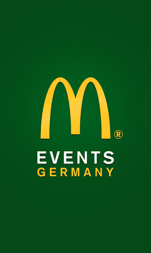 McDonald's Meetings Events