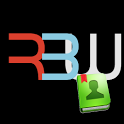 RBW GO Contacts EX Theme Free icon