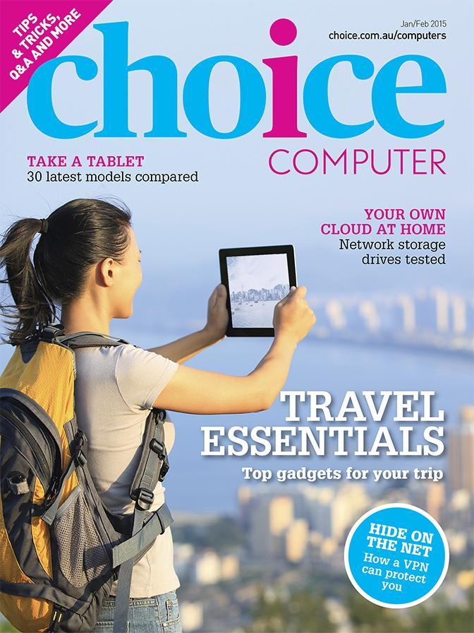 CHOICE Computer Magazine - screenshot