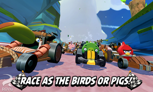 Angry Birds Go! - screenshot thumbnail
