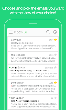 NAVER Mail 2.1.10 screenshot 322537