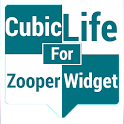 CubicLife for Zooper Widget icon