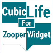 CubicLife for Zooper Widget