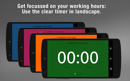 timeEdition - Time Tracking- screenshot thumbnail