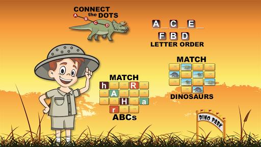 【免費教育App】Dinosaur Park ABC Lite-APP點子