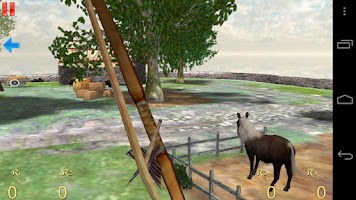 Screenshot of Longbow - Archery 3D Lite