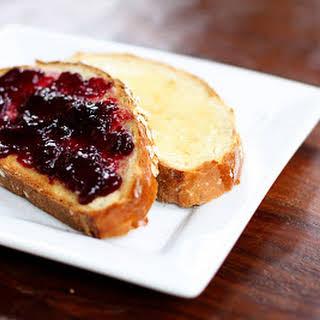 Easy No-knead Honey Oat Bread.