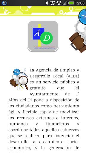 Empleo Alfas del Pi Alicante
