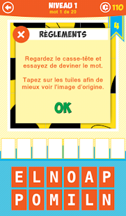 1 Image 1 Mot: Jeu d'Ombres - screenshot thumbnail