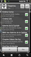 Screenshot of Cinemadroid Full