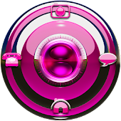 3D screen locker deluxe pink