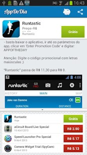 App do Dia - 100% Gratuito - screenshot thumbnail