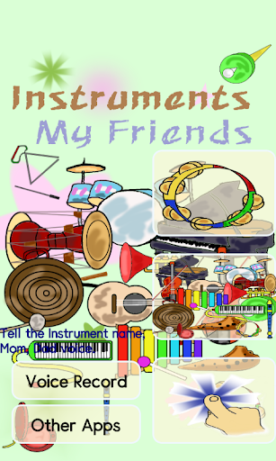 Instruments my friend - baby