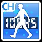 CH Pedometer icon