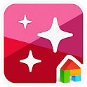 PaperSticker LINELaunchertheme icon