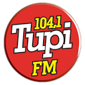 Tupi FM 104.1 MHz São Paulo icon