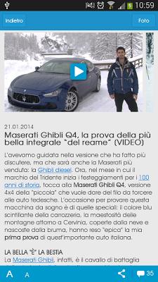 OmniAuto.it - screenshot