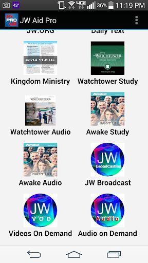 JW Aid Pro English