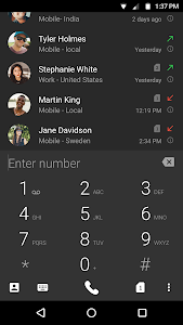 Truedialer - Dialer & Contacts v2.0