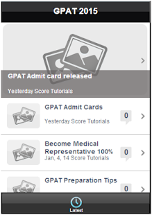 GPAT- screenshot thumbnail