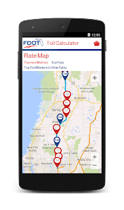 FDOT Toll Calculator Aplicaciones (apk) descarga gratuita para Android/PC/Windows screenshot