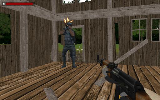 【免費動作App】虚拟现实突击队罢工 - 3D FPS-APP點子
