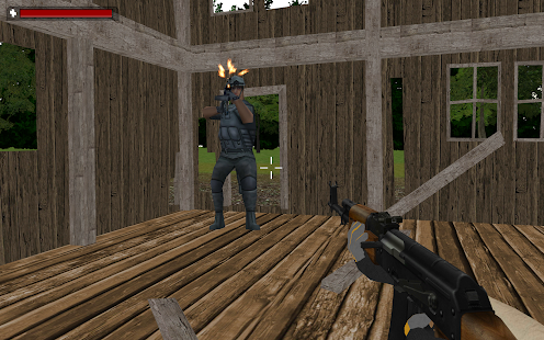 VR Commando Strike - 3D FPS- screenshot thumbnail