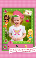 Screenshot of Strawberry Shortcake Dress Up